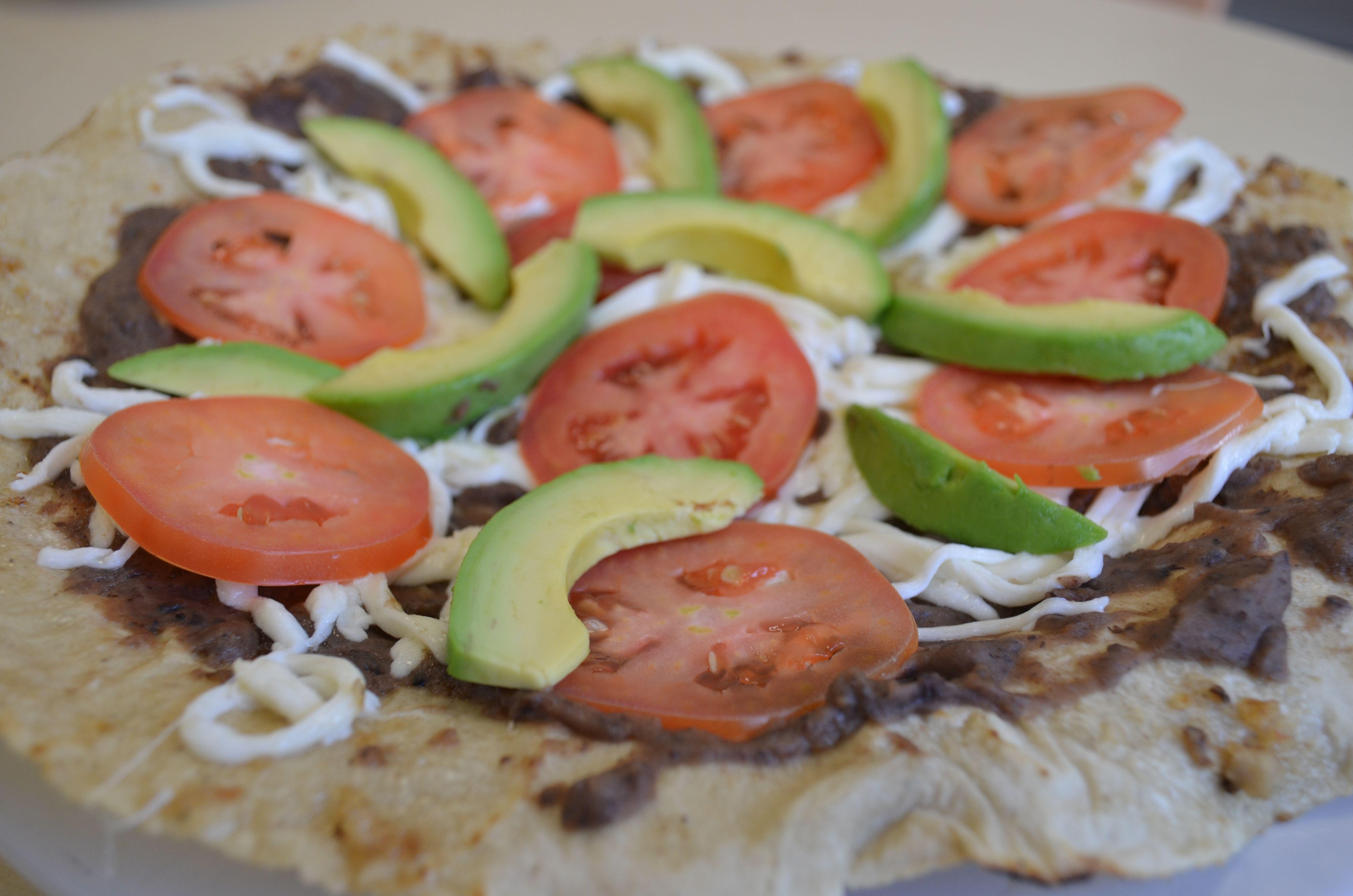 Comida Oaxaqueña - Tlayuda en Discover Mexico
