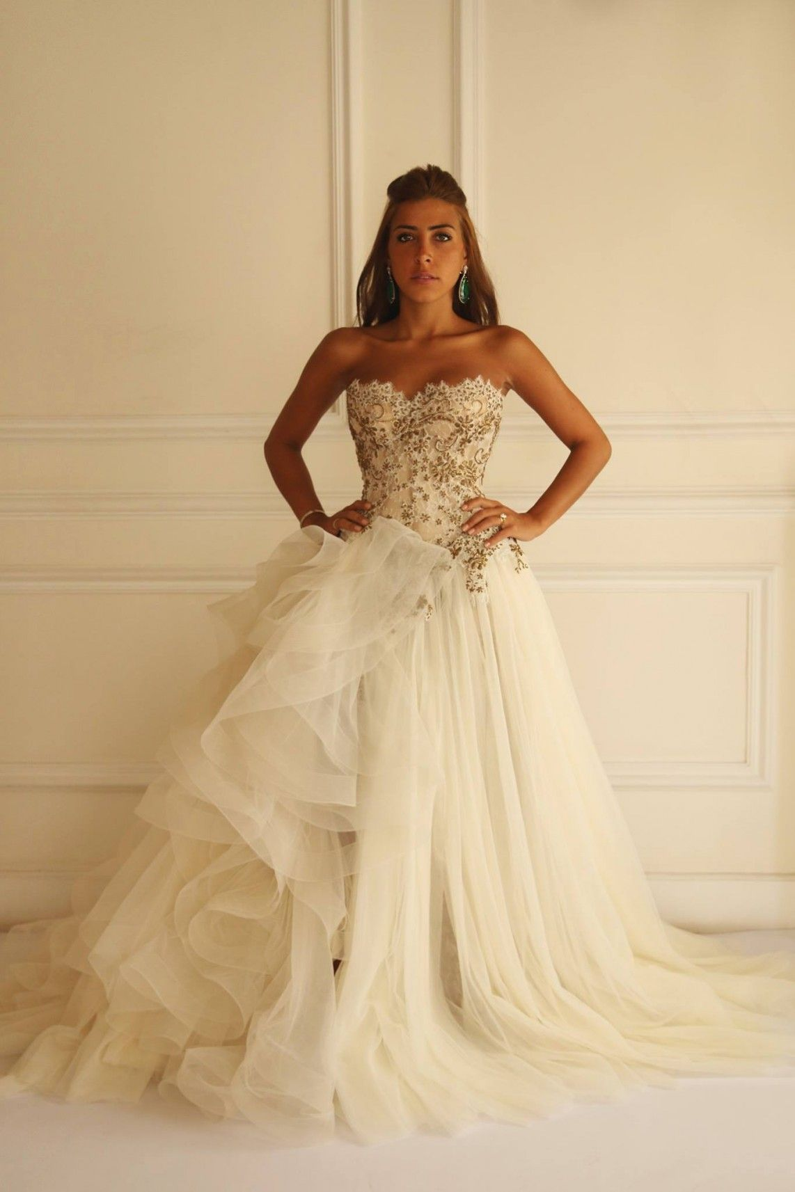 Yasmine yeya couture wedding dresses couture wedding dresses