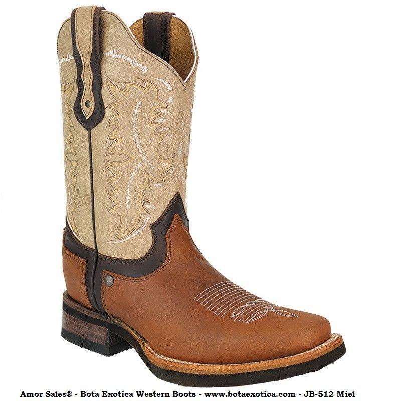 JB-512 - Botas Vaqueras para Hombre  15142056184