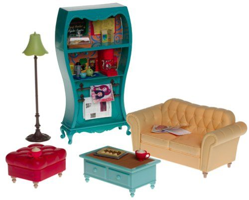 Barbie My Scene Furniture Set Barbie Dream Home Furniture Pinterest Furniture Sets And