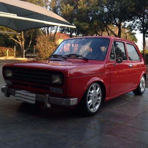 Fiat 147 Carros Rodas Esportivas