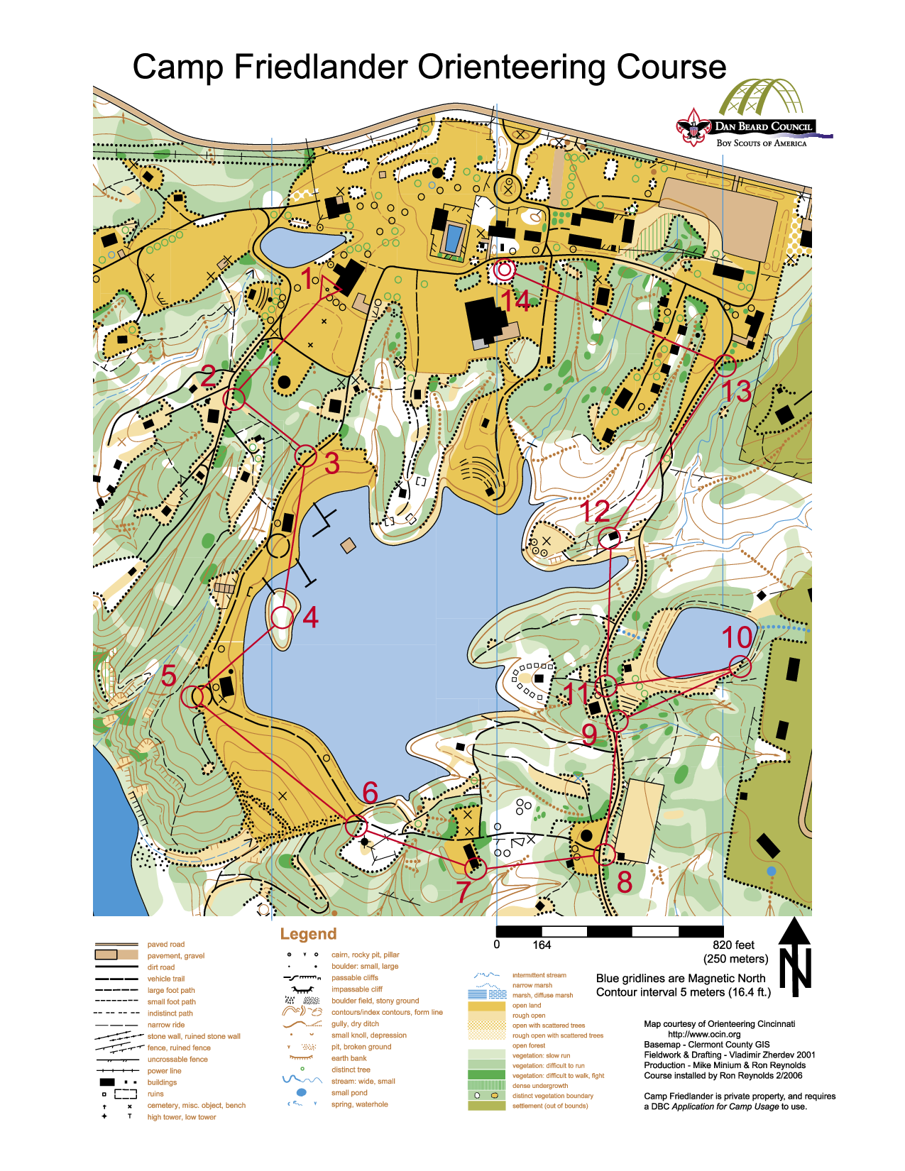 Every Scout Camp should have an Orienteering Map   Scouting   Pinterest