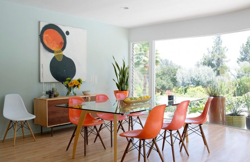 A Set Of The Best Ideas For Mid Century Modern Dining Sets Mid