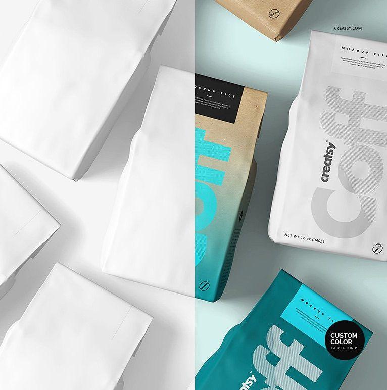 Download Paper Bag Mockup Set Bag Mockup Paper Bag Packaging Mockup