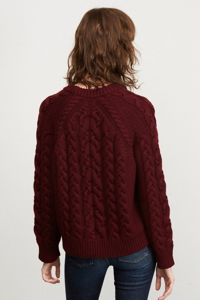 Pin by Mimi K's on Sweater Weather | Pinterest | Cable knit ...