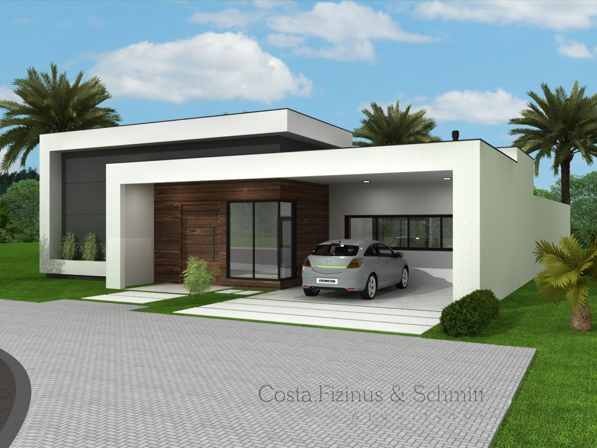 Plans And Elevation For Villa In Saida