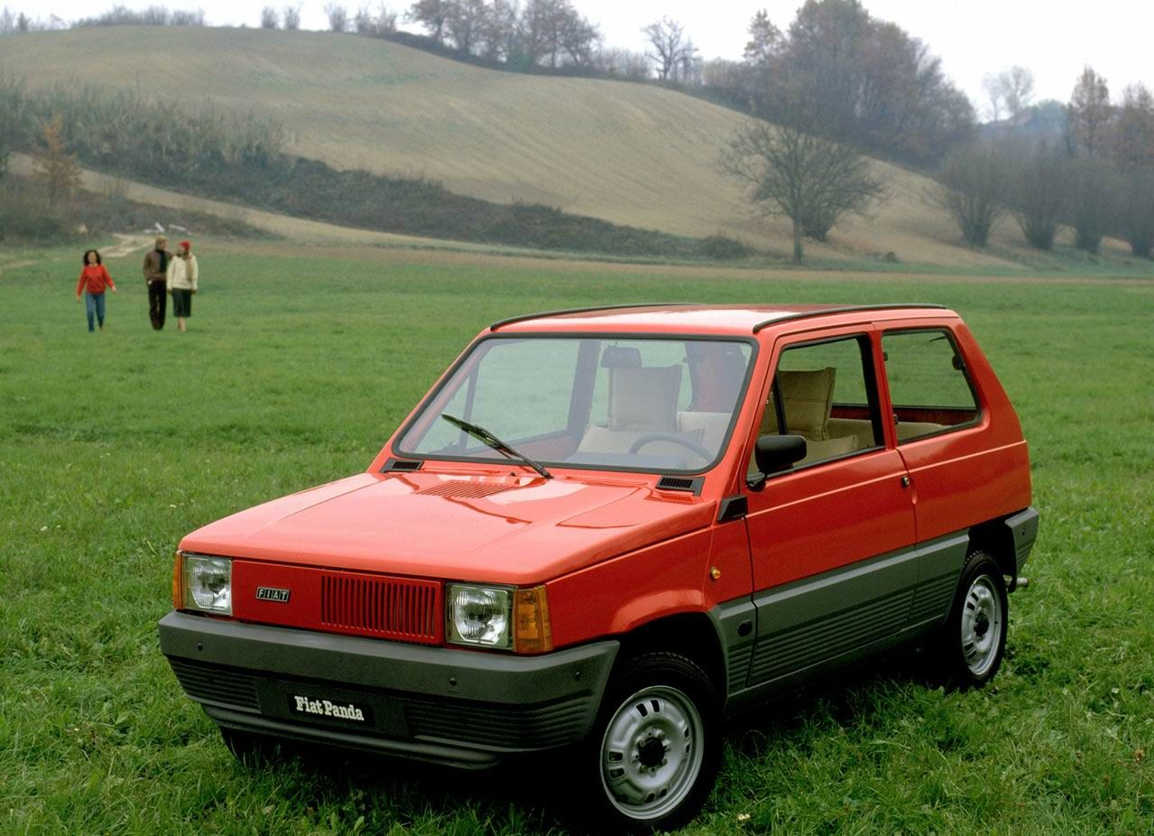 The Original Fiat Panda Still Think This Was The Perfect Small