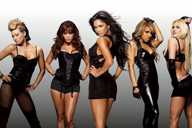 Vi skal tale om The Pussycat Dolls Pussycat Dolls-6071