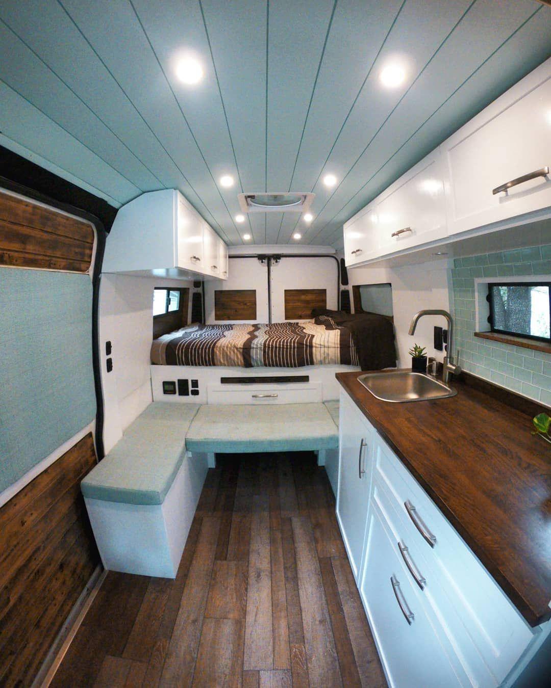 Photo of Dodge ProMaster Camper Conversion Ideas