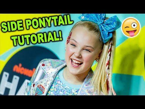 Jojo Siwa Hair Tutorial Youtube Jojo Siwa Hair Jojo Siwa