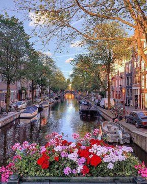 To learn about the most Instagrammable places in Amsterdam, the Netherlands, to land your best Instagram pictures, be sure to read on.  #travel #travelguide #travel2020 #travelitaly #traveltheworld #worldtravel #travelgoals #travelbucketlist #bucketlist #travelitinerary #thingstodo #bestplaces #travellist