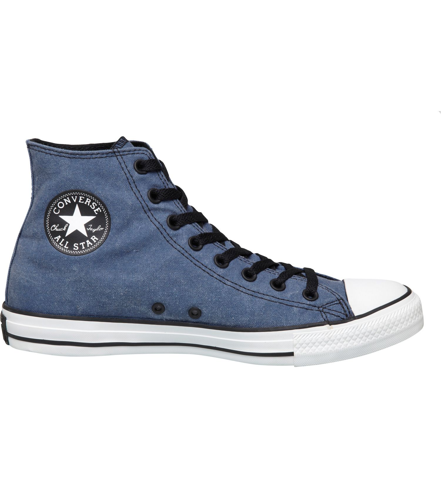 Converse All Star Ct As Hi Denim Destroyed Sneakers & Tennis Montantes Homme. abku3tBp