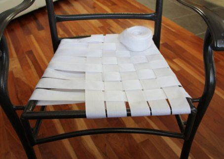 Excellent Reweaving A Chair Seat Patio Furniture Makeover Chair Gmtry Best Dining Table And Chair Ideas Images Gmtryco