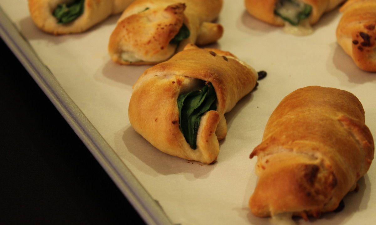 Spinach Rolls   The Kimmeys' Kitchen