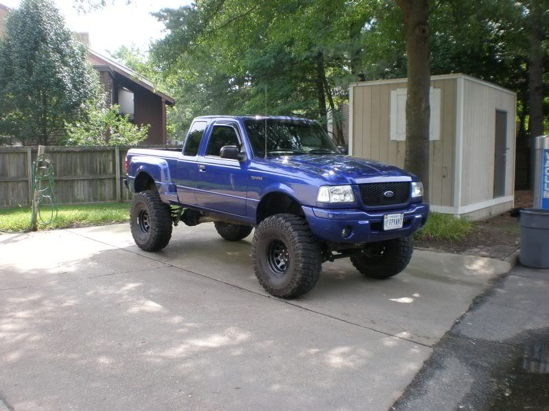 "2002 ford ranger edge lift kit Superlift, 3"" Body lift"