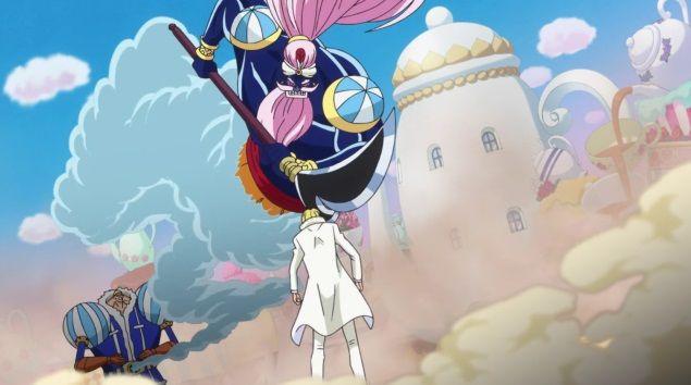 One Piece 834 Losos