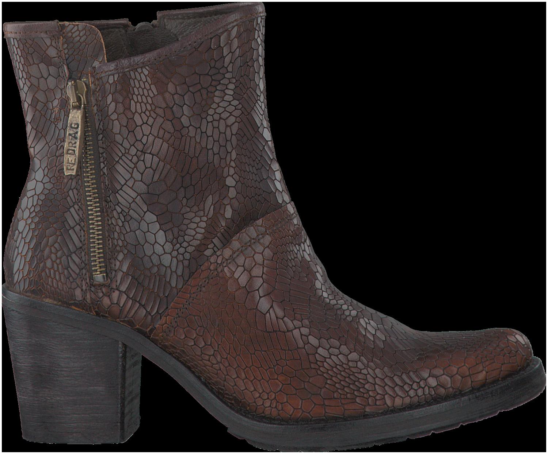 Bruine Red Rag Korte laarzen 72072 | Mode Laarzen, Korte