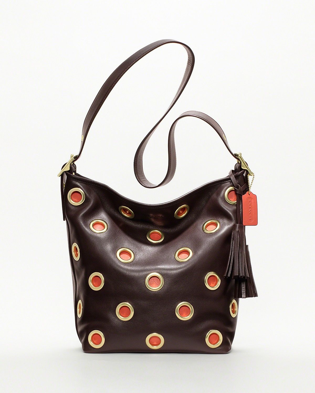 COACH Legacy Grommet Duffle - New Arrivals - Boutiques - Handbags - Bloomingdale's