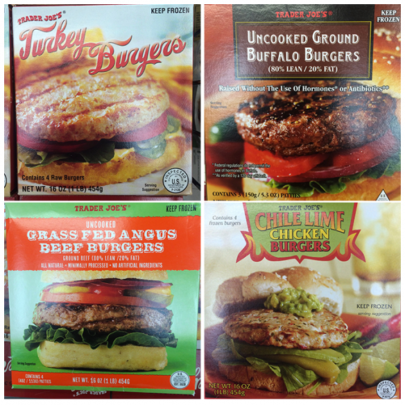 Whole 30 Approved Meat Burgers Paleodiet Whole 30 Trader Joes Food Source Trader Joes