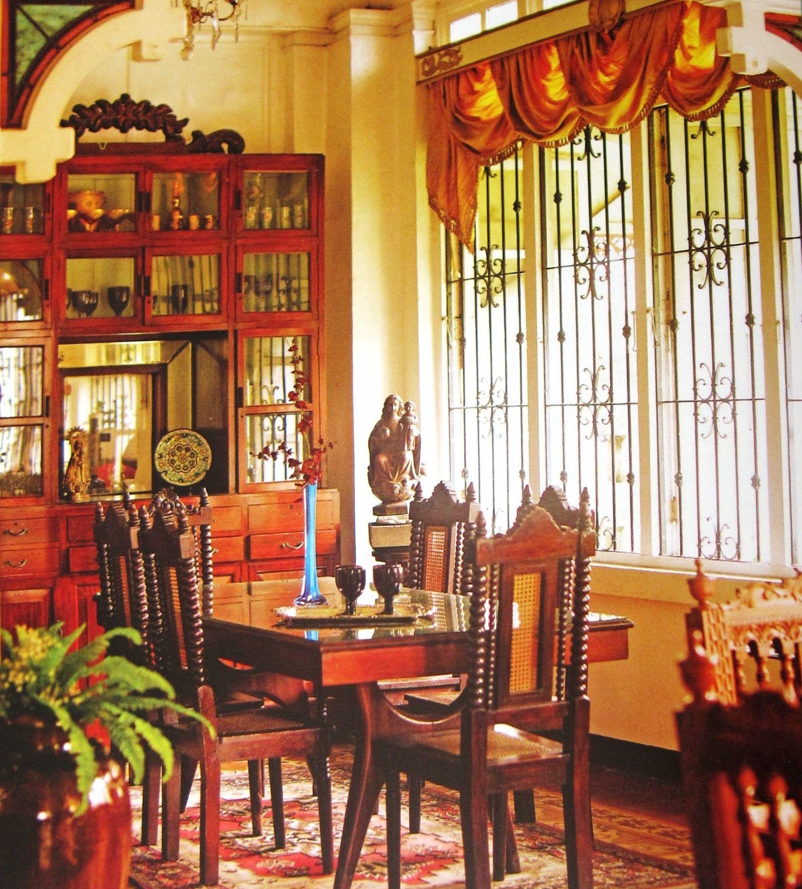 filipino inspired (With images) Filipino interior design