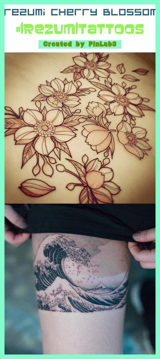 irezumi cherry blossom in 2020 Irezumi, Irezumi tattoos