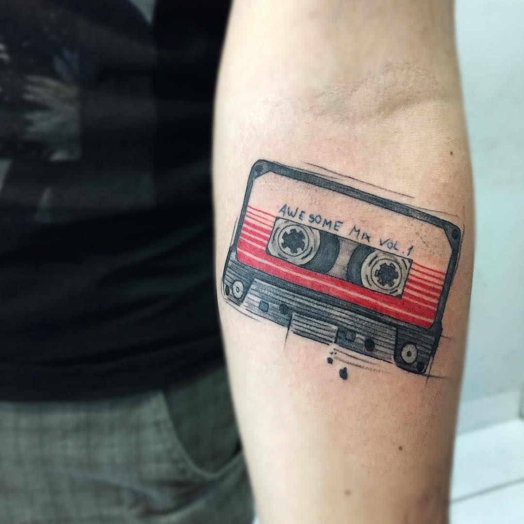 28 Tape Tattoo Designs 28 Designs 50 Cassette Designs
