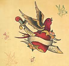 tatuaggi old school rondini significato - Cerca con Google