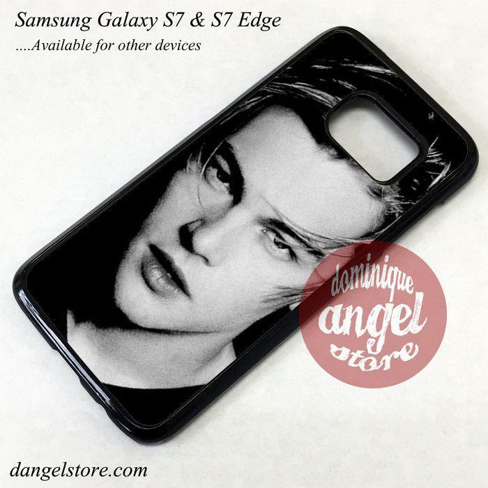 Lenardo D'Caprio Phone Case for Samsung Galaxy S7 and Galaxy S7 Edge