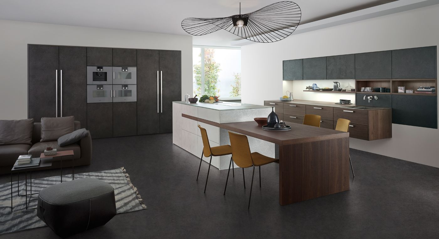Kube Kitchen Uk Kube Kitchen Interiors Kube Kitchens Uk Kitchens German Kitchen Kube