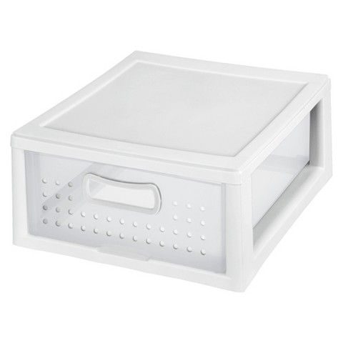 Sterilite Under Bed Storage New Sterilite Storage Drawers  3Pack  Target  $8  Under Sink  For Decorating Inspiration