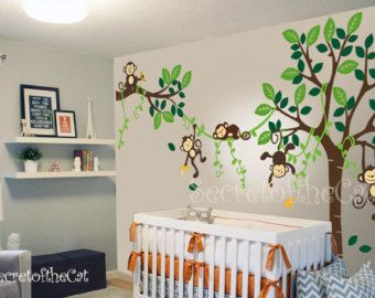 Vinyl Wall Decal Nursery Baby Decals Kids