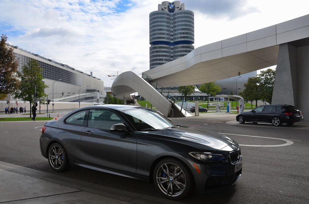 BMW European Delivery >> Bmw Welt European Delivery 2015 World Experiences Bmw