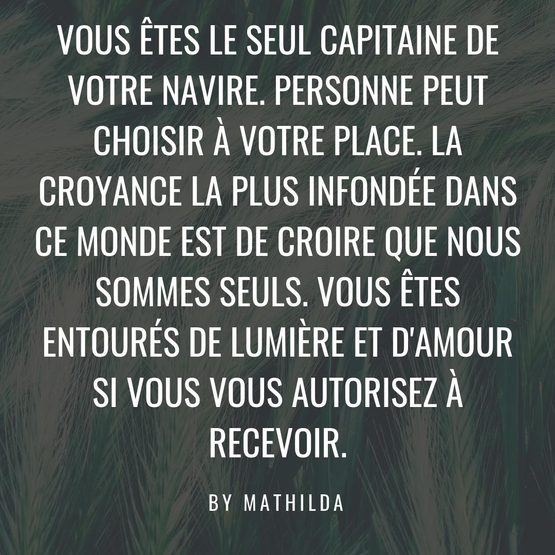 Epingle Par By Mathilda Sur Quotes Pensee Positive Citation Pensees Positives Confiance En Soi