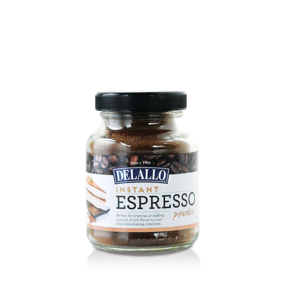 Delallo instant espresso baking powder 194oz baking