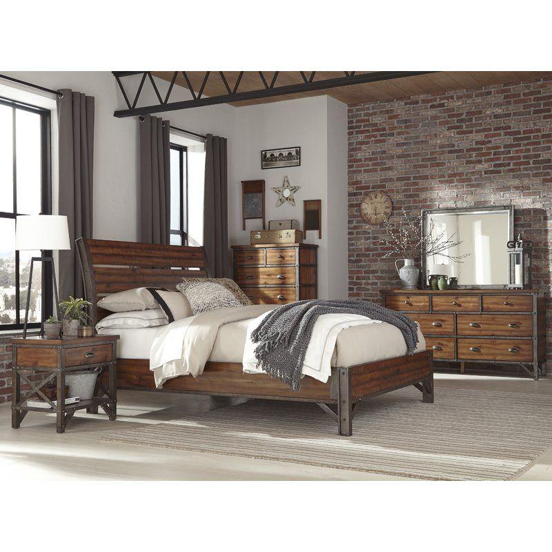 haverhill platform configurable bedroom set  king bedroom