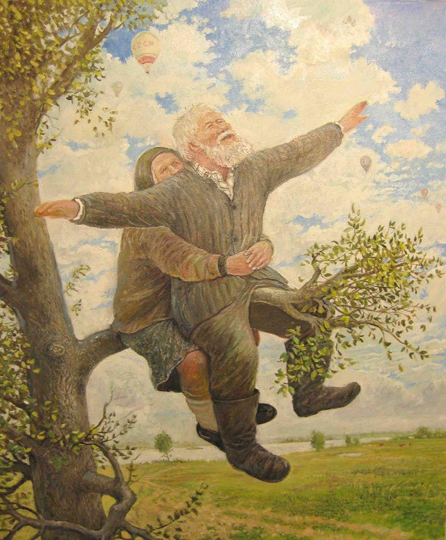 Картинки приколы старость в радость