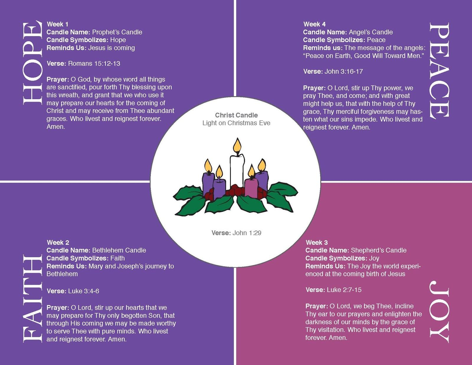 Image result for advent wreath for 2017