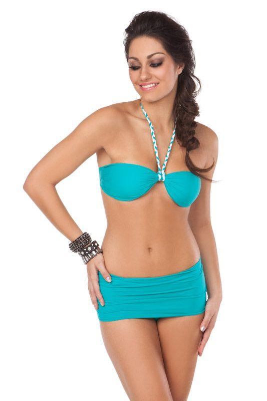 Cheeky Bikini Bottom/ Reversible Bikini // Scrunchie Bottom // Swimwear// Brazilian Bikini