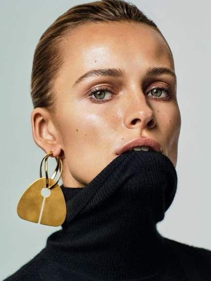 Photo of Super Fashion Editorial Jewelry Faces Ideas