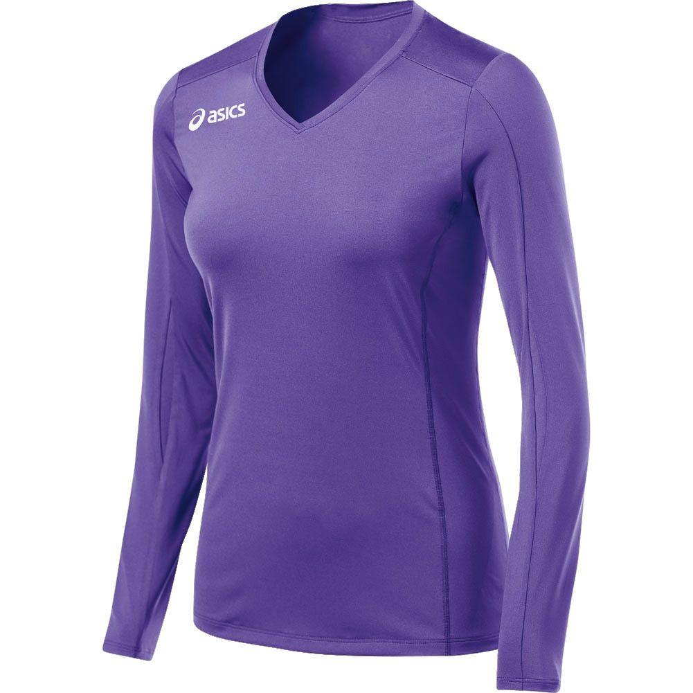 39a380b9bd7 ASICS Women's Roll Shot Jersey   Volleyball Jerseys   Volleyball ...