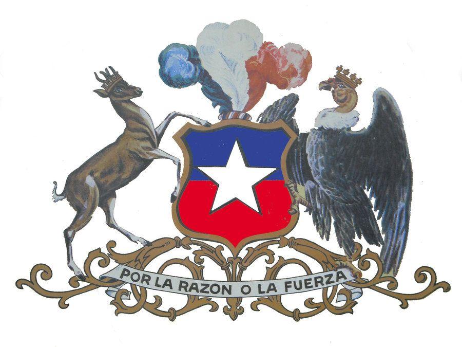 Escudo De Chile By Darosigu Deviantart Com On Deviantart Escudo