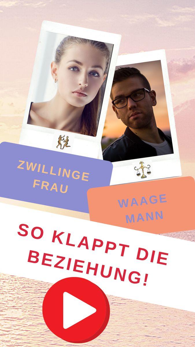 Waage Mann & Zwillinge Frau - Liebe? in 2020 | Zwilling