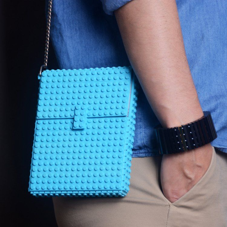 e8b7b67600 Agabag, Handbags and Jewelry Made of LEGO Bricks | Clothes: Wishes ...