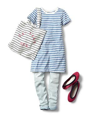 Kids Clothing: Girls Clothing: Featured Outfits New Arrivals   Gap