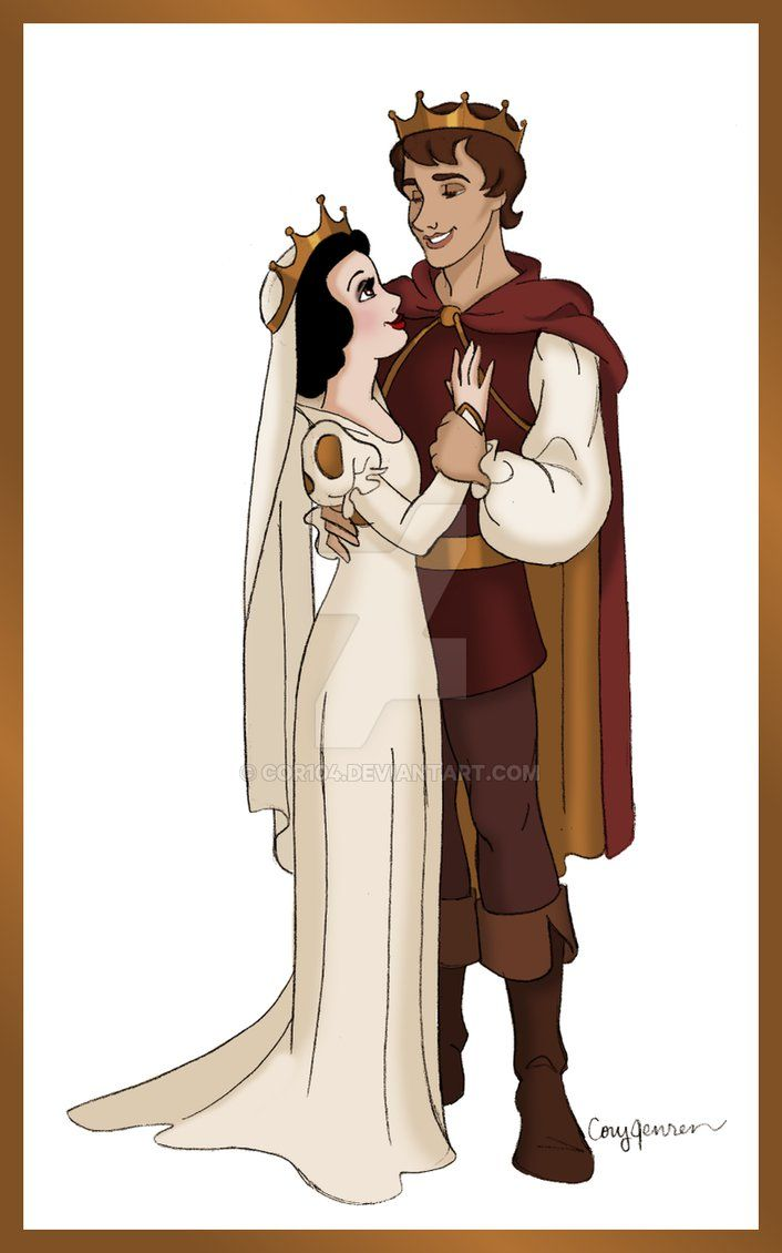 Snow White and her Prince\'s Wedding Day   Disney Princess Weddings ...