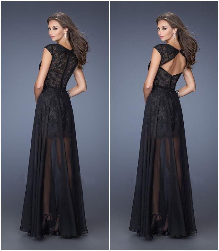Koronkowa Sukienka Szyfon Studniowka Bal 2w1 4959570439 Oficjalne Archiwum Allegro Formal Dresses Fashion Prom
