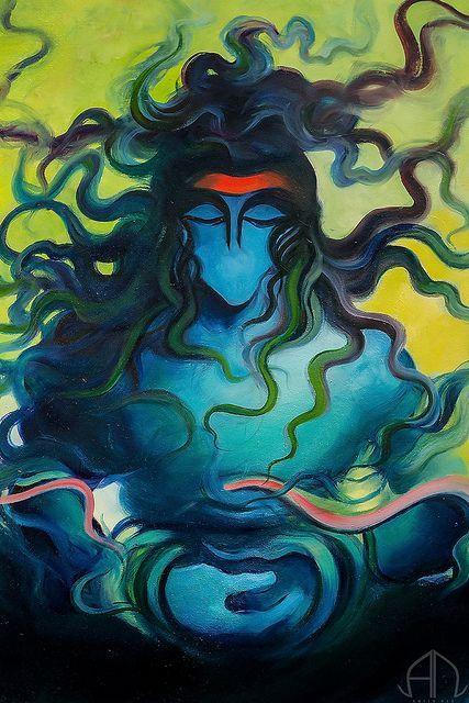 Image Result For Shiva Graffiti