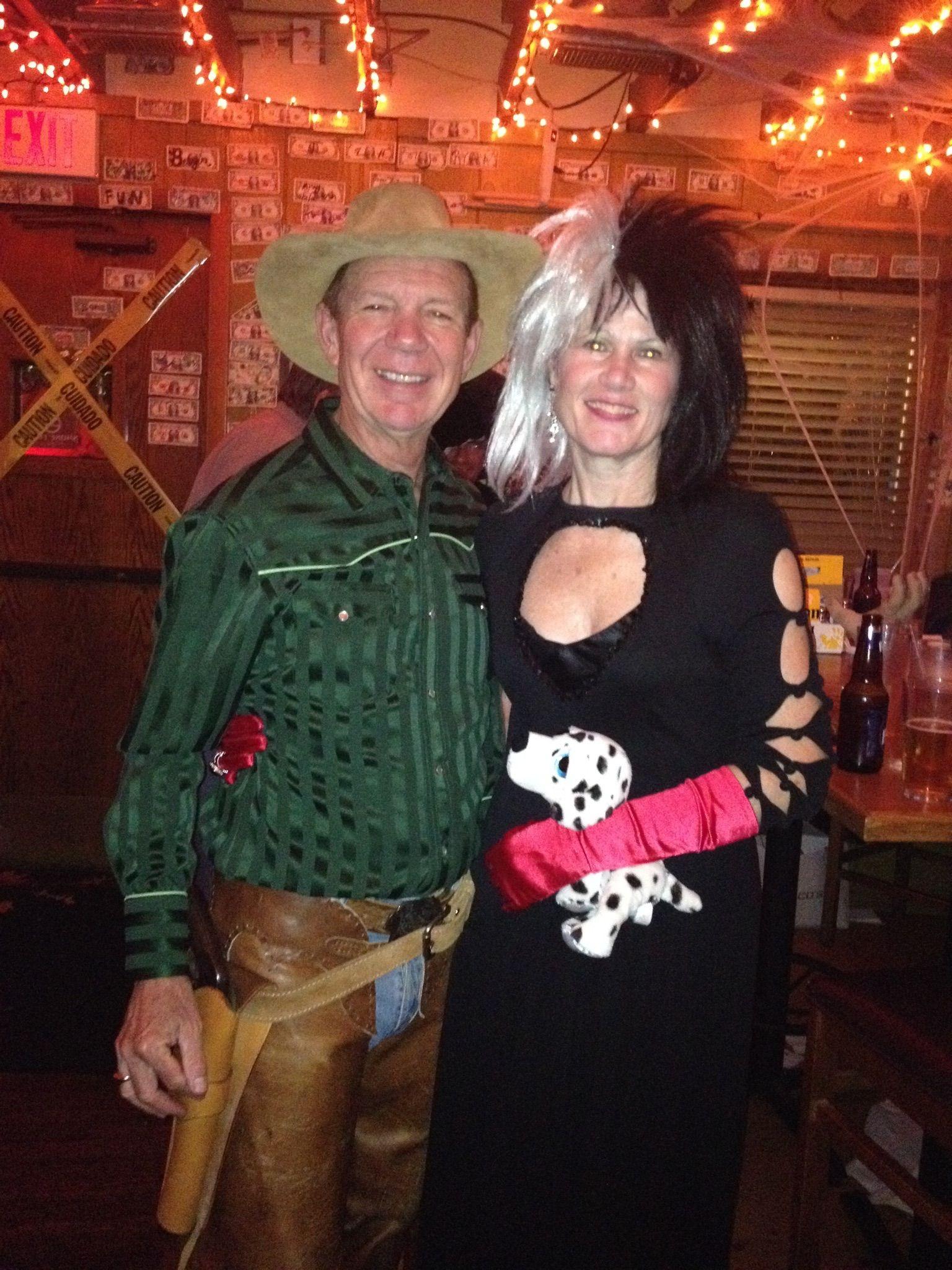 Cowboy and Cruella