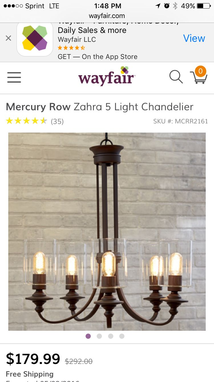 Rustic Thomas Edison Light Bulb Chandelier More