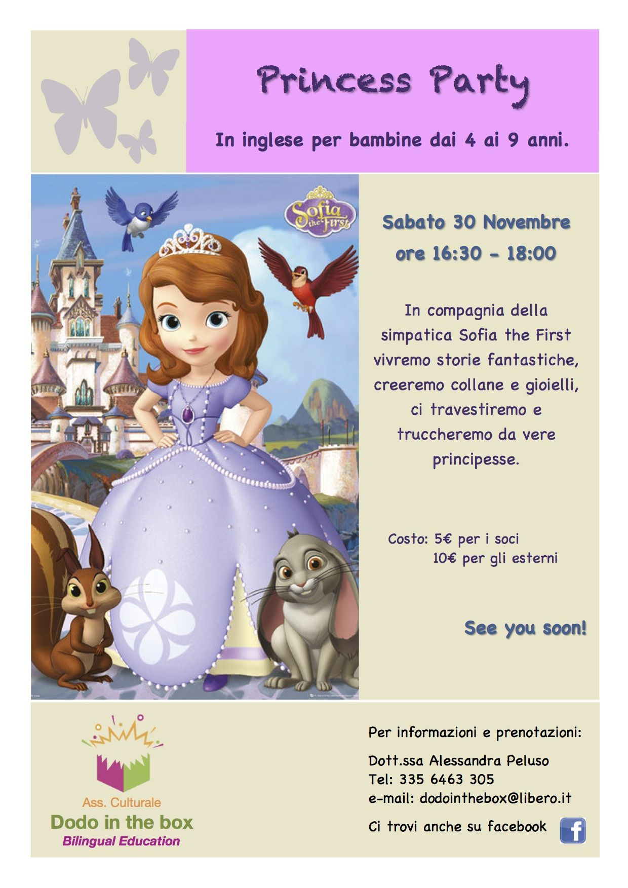 Ready To Be A Princess Join Our Princess Party Lots Of